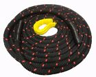 Black Battle Exercise Battling Ropes, Fitness Training, Gyms, Bootcamps 36-40mm