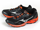 Mizuno Wave Resolute 2 Lightweight Running 2014 Black/Silver/Orange J1GE141103