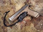 Gunner's Custom Holsters Trigger Guard holster IWB CCW kydex pistol