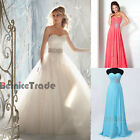 2014 White Tulle Brides Wedding Dress Evening Gown In Stock Size 6 8 10 12 14 16