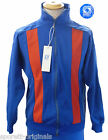 80er SPORT Original 80s Trainingsjacke Vintage Sportjacke Old School Track Top