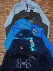UNDER ARMOUR STORM COLDGEAR MEN'S LOOSE FIT COLORFUL PULLOVER HOODIE LIST $55