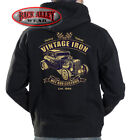 VINTAGE IRON Hot Rod Customs Garage HOODED SWEAT SHIRT HOODIE ~ Victory Defeat $22.79 USD on eBay
