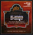 GHS 5 string banjo strings