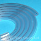 8mm Thick Wall PVC Tube Clear Plastic Hose/Pipe - Food Grade - Fish/Pond/Car/Air