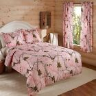 Realtree Camo Bedding Comforter Set W SHAMS Twin Full Queen King Girls Womens