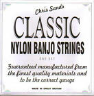 Banjo Strings Chris Sands-5 string light med heavey classic banjo super quality.