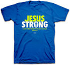 "Kerusso T-Shirt ""Jesus Strong"" Mens BRAND NEW"