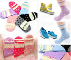 New Best Selling Socks women Girl Boy Cute Korean Heart Dot Bowkont Socks