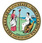 Marie Claire Home Decor North Carolina State Seal Sticker MADE IN THE USA R550 Simplicity Home Decorating Patterns