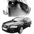 Boot liner dog load mat or bumper protector Audi A6 C6 avant estate 3pc rubber