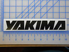 "Yakima Logo Decal Sticker 7"" 9.5"" 11"" Roof Rack Load Bar Bike Fairing Carrier"