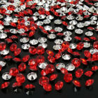 Wedding Supply 5000pcs 4.5mm Diamond Party Decor Table Confetti Crystal Acrylic  <br/> Qty 1000 2000 5000 Size 4.5mm 24 colors Free Shipping