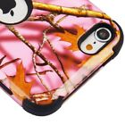 Heavy Duty Hybrid Silicone Rugged Combo Case Cover +Kit For iPod Touch 5 5th Gen