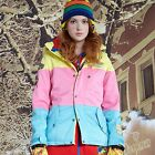 Womens STL Winter Ski Snowboard Jacket Warm Waterproof High Quality
