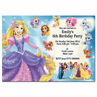 i12/blue Personalised Birthday party invitations invites 7th 8th 9th 10th 11th