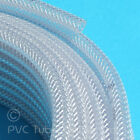 16mm Thick Wall PVC Tube Clear Plastic Hose/Pipe -Food Grade- Fish/Pond/Car/Air