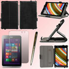 """Heat Setting Case For 8"""" inch Acer Iconia W4-820 Tablet PC + Film F158S"""