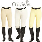 New Caldene Horse Riding Jumping Dressage Ladies Stretch Showing Breeches Sizes