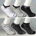 8 Pairs Men's Sport Crew Ankle Low Cut Casual Cotton No Show New Socks Size 9-13