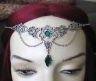 RENAISSANCE Medieval Elf ELVEN Circlet Crown Headpiece BRIDAL Princess HALLOWEEN