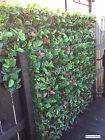 Weatherproof Artificial Garden Screening Hedging - Choice of Variety 1x1M