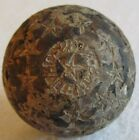 UNUSUAL DESIGNED COVER-26 1/2 STAR CHALLANGER GOLF BALL CIRCA 1912