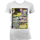 6025 ACID HOUSE TREE 2 Ladies T-SHIRT techno GERMANY IBIZA FRANCE DETROIT RAVE