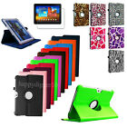 """Samsung Galaxy Note 10.1""""N8000/N8010/N8013 Rotating Leather Case Cover Protector"""