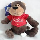 FROM YOUR CHEEKY MONKEY Soft Toy Teddy Bear Gift