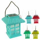SOLAR MINI LANTERN HANGING GARDEN PARTY LIGHTS OUTDOOR PATIO PATH FENCE LIGHTING