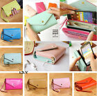 Envelope Wallet Case Purse Samsung Galaxy S2 S3 Iphone 4S 5C 5S Phone Bags FD