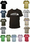 Evolution - Mobility Scooter Mens T-Shirt Sizes Small - XXL Various Colours