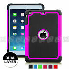 Dual Protection Silcone Hard Back Case Cover for iPad mini 2 with Retina Display