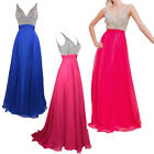Sexy Womens Formal Homecoming Prom Ball Gown Cocktail Long Party Evening Dresses