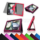 "Folio PU Leather Case Stand Cover for Lenovo IdeaTab S6000 10.1"" Andriod Tablet"