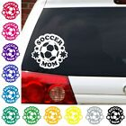 Soccer MOM football footbol decal sticker car truck suv sports