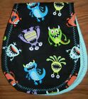 handmade burp cloth boys double flannel group 1a