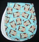 handmade burp cloth gender neutral double flannel group1a