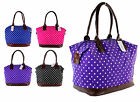 Canvas Large Handbag Cabin Hand Luggage Maternity Overnight Weekend Bag
