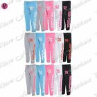 Womens Ladies 3/4 Capri Jogging Gymming Pedal Pusher Cycling Running Trousers