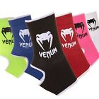 Venum Anklets Black/Blue/Pink/White/Red - MMA Kickboxing Muay Thai Ankle Support