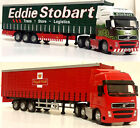Saico 1:64 scale Royal Mail OR Eddie Stobart Truck & Trailer Volvo*NEW & Boxed*