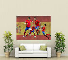 Spain World Cup 2014 Giant 1 Piece  Wall Art Poster WC112