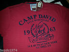 Camp David T Shirt der neuen Red Label