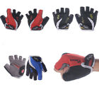 Cycling Bike Bicycle Outdoor Sports Half Finger Gloves Size M L XL GEL Sillcone