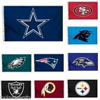 Licensed NFL Teams - All Pro Design  3' x 5' Banner Flag W/Grommets on eBay