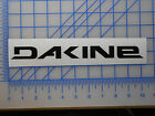 "Dakine Logo Decal Sticker 16"" 23"" Bike Skate Surf Snowboard Ski Jacket Bag Board"