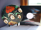 "Rubber Soul - The Beatles 12"" LP Vinyl Record Clocks, Lennon, canvas, McCartney"