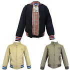 Ex-Chainstore New Fashion Boys Harrington Ribbed Jacket 2-10 Years